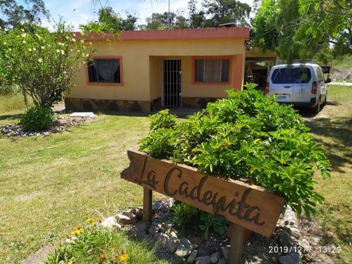 Alquiler Casa En San Luis