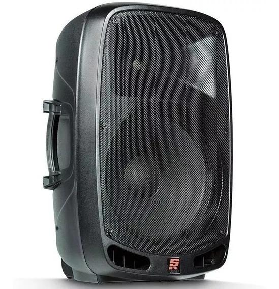 Caixa Staner Aiva Profissional Ps 1501 200w Fm Sd Bt Usb
