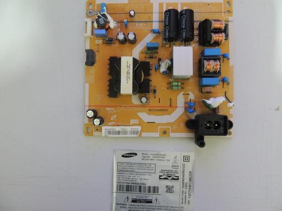 Placa Da Fonte Tv Samsung Hg40nd450--bn44-00754a.
