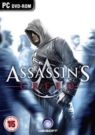 Assassins Creed Pc Original Frete Gratis !!