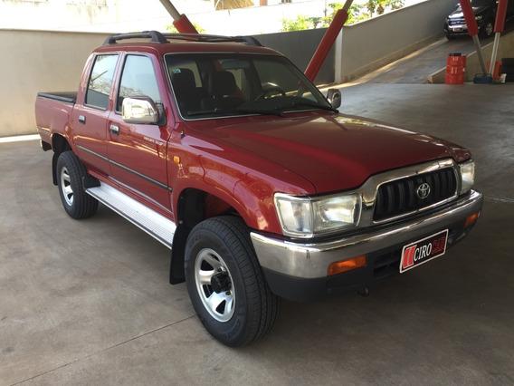 Toyota Hilux 3.0 Srv Cabine Dupla 4x2 Diesel Completa