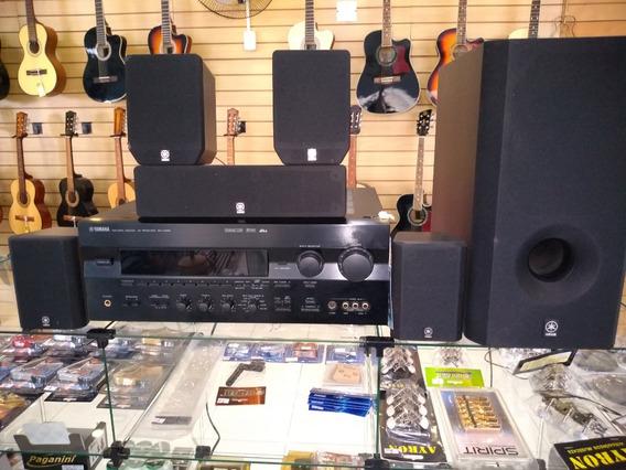 Receiver Yamaha - Natural Sound - Rx V995 5.1 Channel