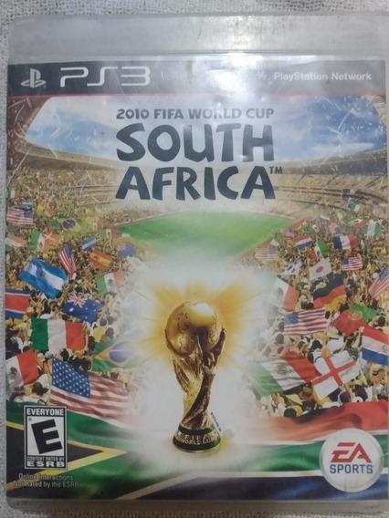 Copa Do Mundo Fifa África Do Sul 2010 Ps3 Mídia Física