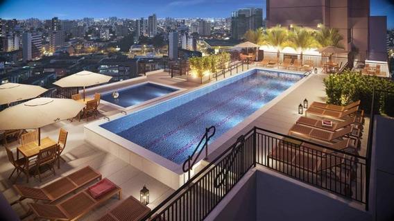 Apartamento Para Venda Em São Paulo, Jardim Planalto, 2 Dormitórios, 1 Suíte, 2 Banheiros, 1 Vaga - Cap00755_1-1182325