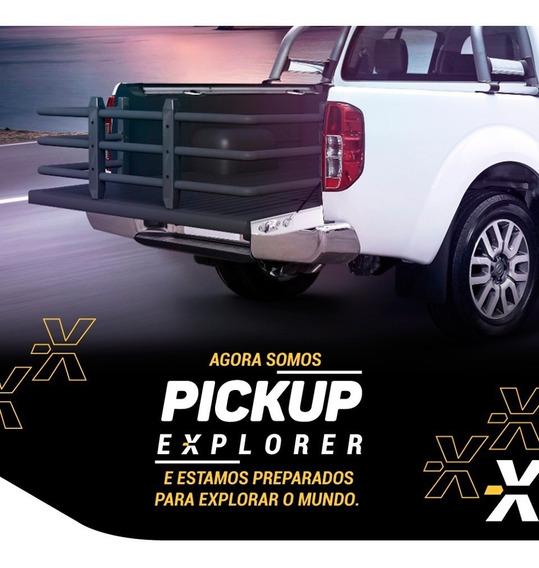 Extensor De Caçamba Pick-up Hilux S10 L200 Ranger Montana