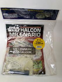Halcón Milenario - Fascículo 12 - Star Wars