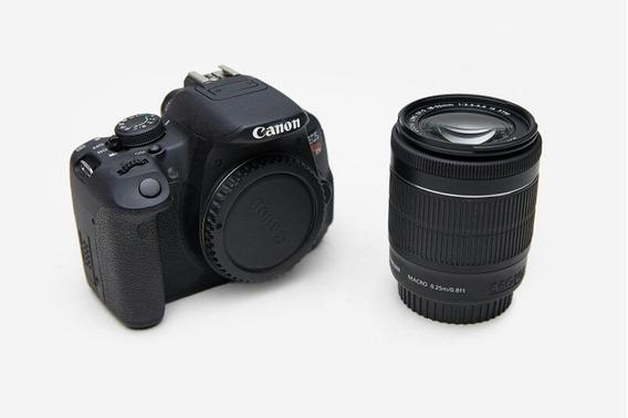 Câmera Cânon T5i