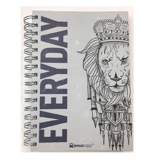 Everyday - Agenda Permanente Jesuscopy Leão