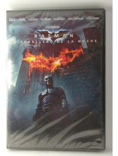 Batman El Caballero De La Noche Dvd Nueva Sellada Original