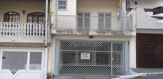 Casa De 3 Dormitórios, Vila Quitaúna Ao Lado Da Universidade Federal De Osasco - Ca16723