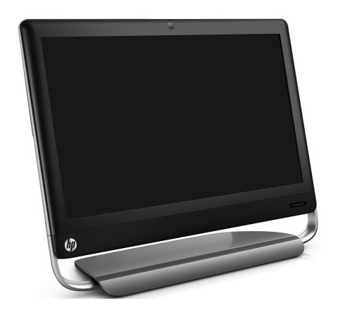 All In One Hp Touchsmart Pc Touchscreen Intel Core I3 8gb