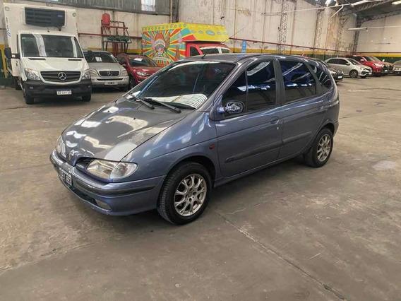 Renault Scénic 2000 1.6 Rt Abs Ab