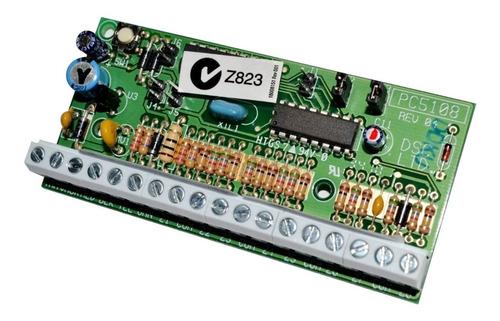 Módulo De Expansión De 8 Zonas Pc5108 P/ Dsc 1832