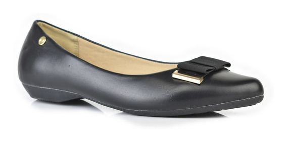 Flat Para Mujer Lob Footwear 52900040 Negro Nuevo Pv20