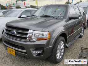 Ford Expedition Limited 4x4 At 3500cc 2017