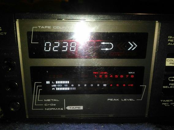 Akai Tape Deck Hx 5 Black