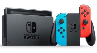 Nintendo Switch Consola Portatil Ultima Generacion
