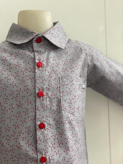 Camisa Bebe Bukito