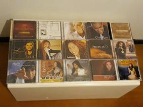 Lote Com 30 Cds Originais De Musicas Evangélicas