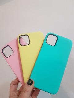 Funda Soft Para iPhone 11, 11pro Y 11pro Max