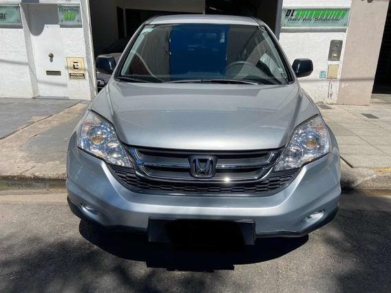 Honda Cr-v 2.4 Lx At 4wd 2010