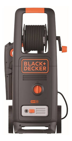 Hidrolavadora 140 Bar Black Decker Bw20ar 2.0kw Alta Presion