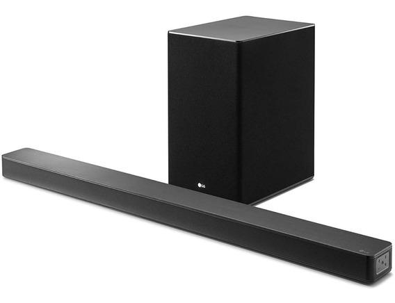 Lg Sk8y 2.1 Hi-res Áudio - Compatível Com Dolby Atmos