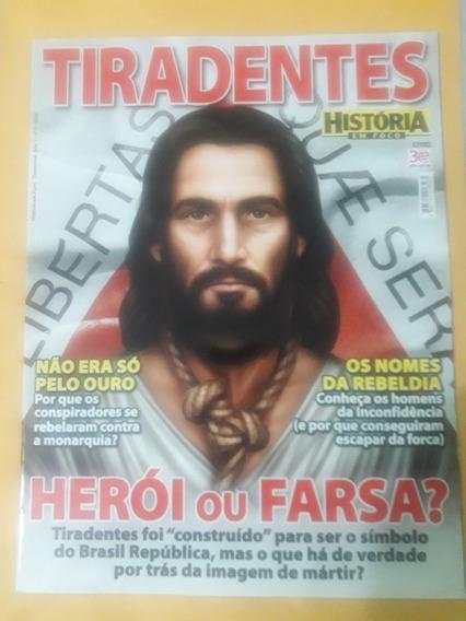 Revista História Em Foco - Especial Tiradentes