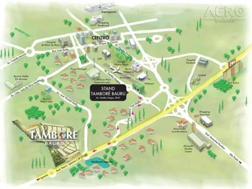 Terreno Residencial À Venda, Parque Jardim Europa, Bauru - Te0140. - Te0140