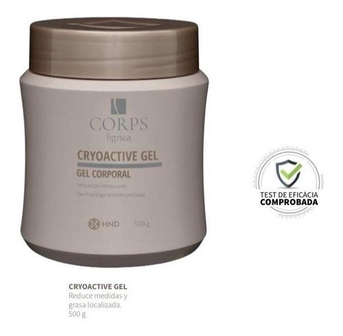 Imagen 1 de 3 de 1gel Cryoactive Reductor/moldeador, Linea Corps Hnd +obsequi