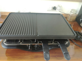 Parrila Grill Electrica Top House