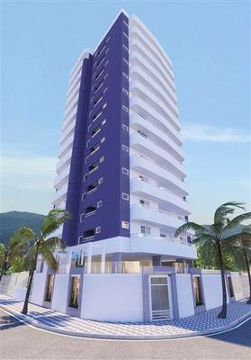 Apartamento Novo Na Praia Aviação Praia Grande Ref: 768 C