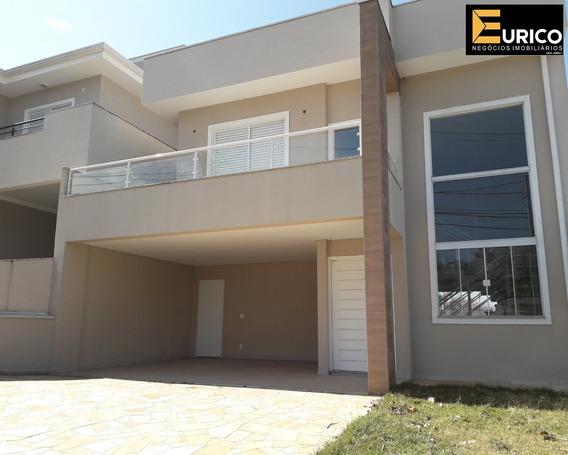 Casa Para Venda No Condominio Villagio Di Napoli Em Valinhos - Sp - Ca01782 - 34340989