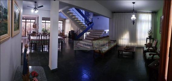 Casa À Venda, 465 M² Por R$ 1.250.000,00 - Jardim Das Américas - Cuiabá/mt - Ca1076