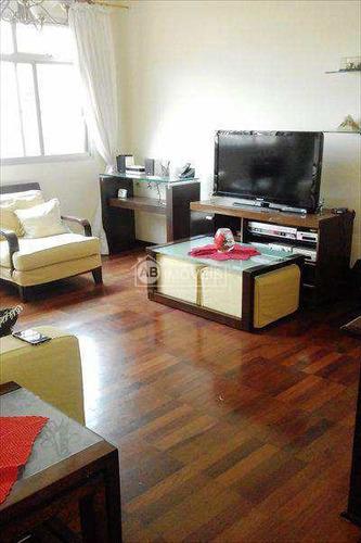 Apartamento Com 2 Dorms, Campo Grande, Santos - R$ 380 Mil, Cod: 2588 - V2588