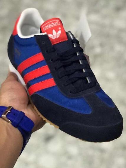Zapatos adidas Dragon (90manzanasverdes)