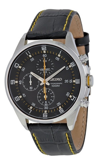 Relógio Seiko Chronograph Sndc89p2