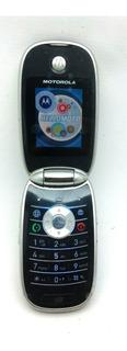 Celular Motorola De Flip Antigo Usado Perfeito Um Chip Desbl