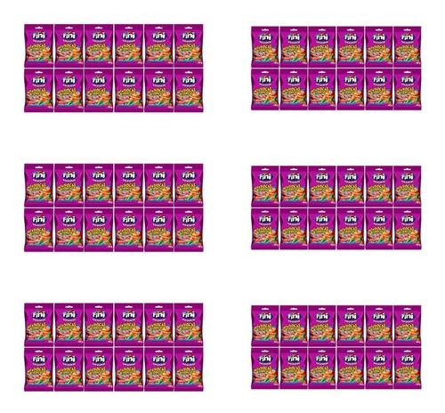 Imagem 1 de 1 de Fini Minhocas Cítricas Display 12x100g (kit C/06)