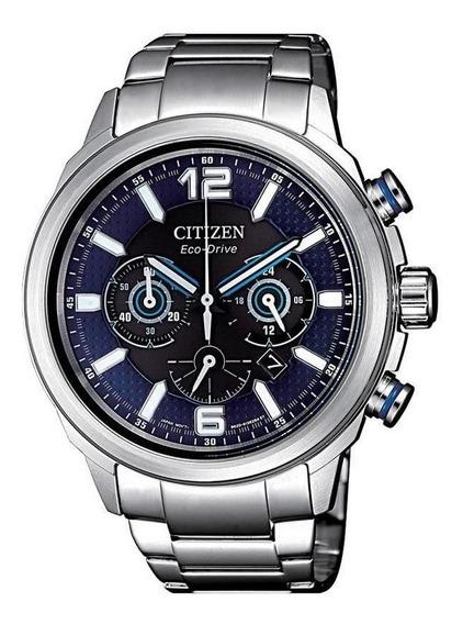 Relógio Citizen Masculino Ref: Tz30911f Eco-drive Prateado
