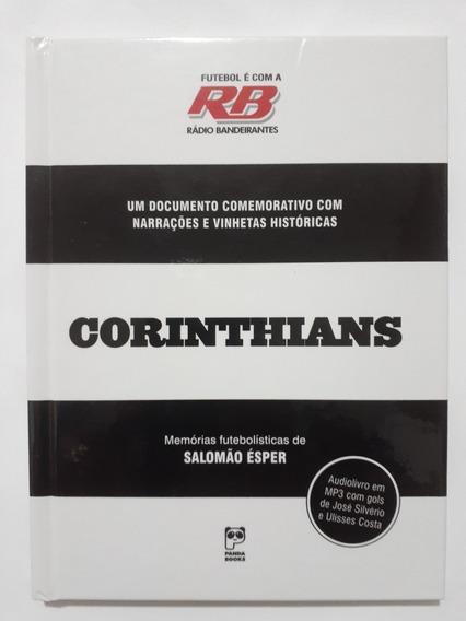 Livro Corinthians É Com A Rádio Bandeirantes + Audiolivro
