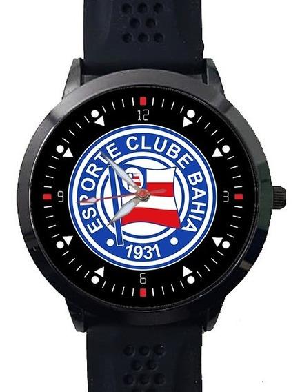 Relógio Bahia Time Futebol Bola Gol Salvador