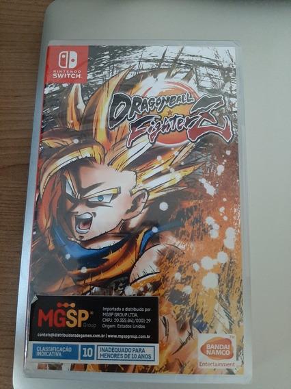 Dragonball Fighter Z Nintendo Switch