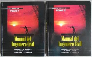 Manual Del Ingeniero Civil Tomo I Y Ii