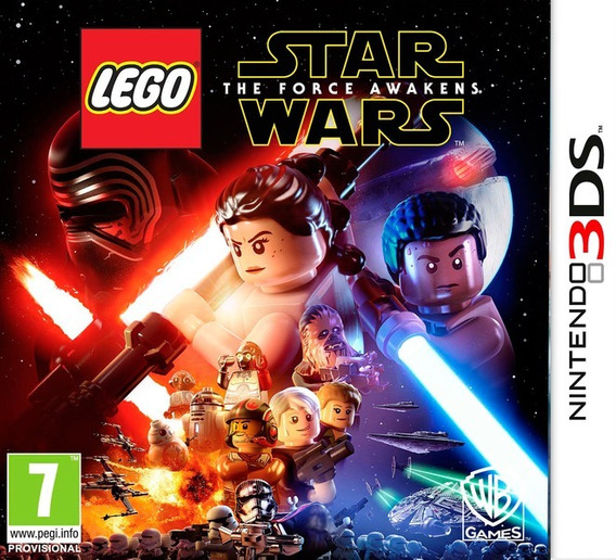 Lego Star Wars: The Force Awakens Nintendo 3ds