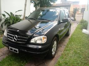 Mercedes-benz Classe Ml 430 1999 272hp