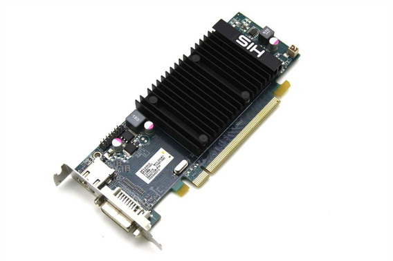 Amd 5450 1gb Ddr3 Pci-e Dvi/vga/displayport Perf Low Profile