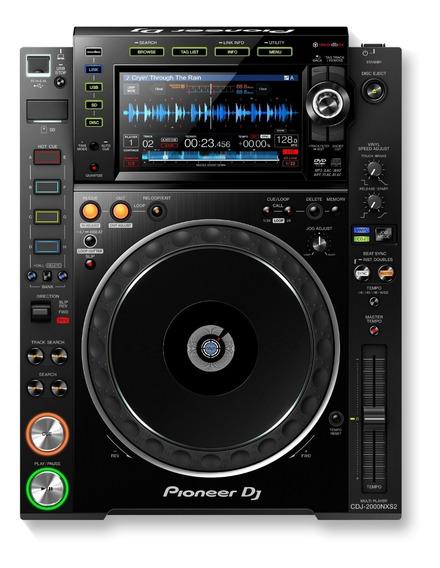 Pioneer Cdj 2000 Nxs2 Nexus Envio Imediato
