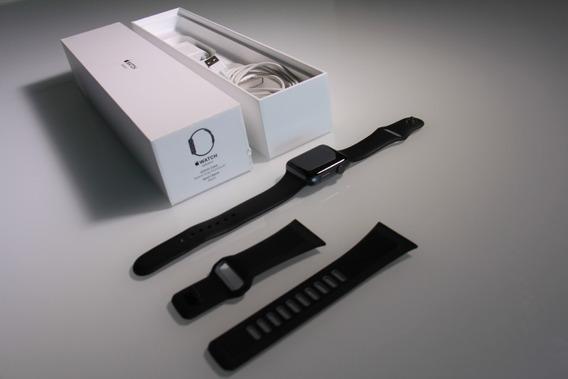 Iwatch Série 3 - 42 Mm (chumbo) - Pouquíssimo Uso - Original