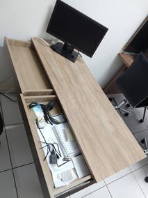 Mesa Para Escritório Lindoia Em Mdp Carvalho